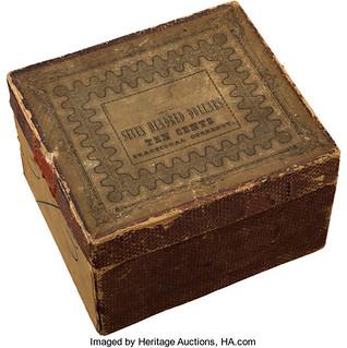 lfFractional Currency Transmittal Box