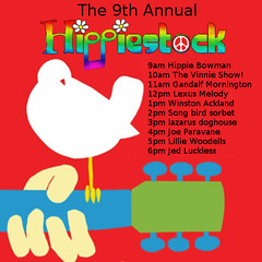 HippieStock 2019 January 12th