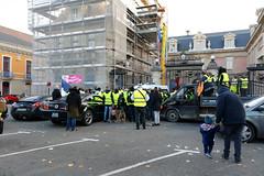 Mouvement des gilets jaunes, Belfort, 18 Nov 2018