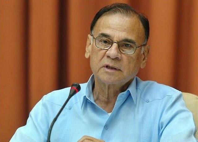 Morre o venezuelano Alí Rodríguez, ex-secretário geral da Unasur