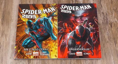 Spider-man 2099 1-2
