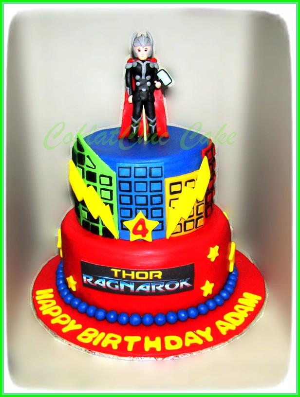 Cake Thor ADAM 15 / 12 cm