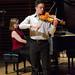 Brandon Aponte, 17, violin with Guest Host Orli Shaham