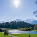 Bathing Lake on the Hasliberg