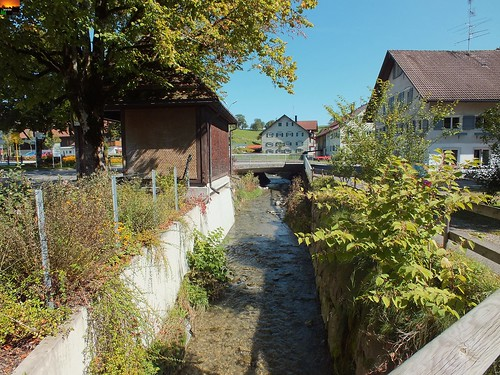 Gestratz im Allgäu- am Kaplanoibach