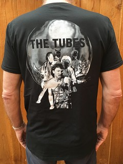 Titanium Tubes T-shirt | by The Tubes