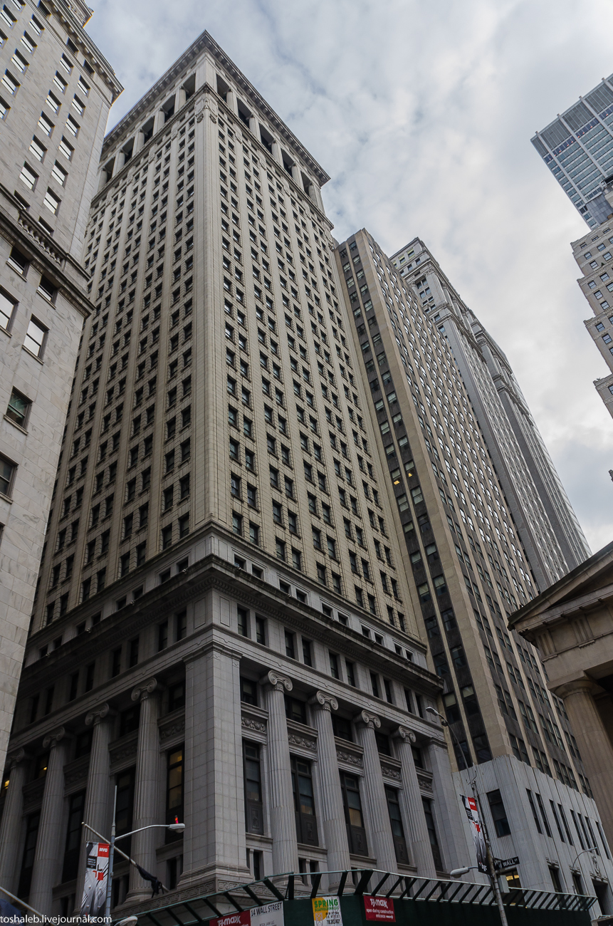 Нью-Йорк_Wall Street-25