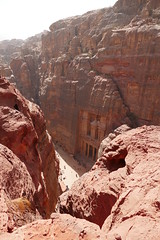 Treasury Viewpoint in Petra (3)