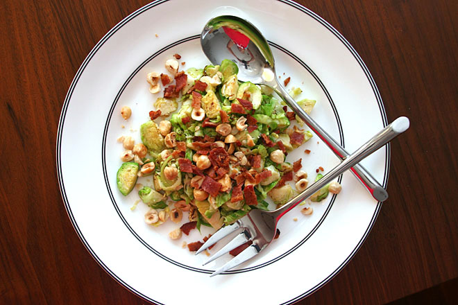 brussels sprouts salad 9
