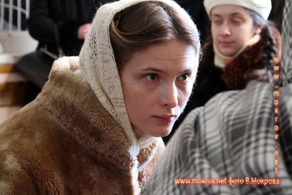 Фото Актриса - Иванова Светлана роль Зины в сериале «Декабристка»