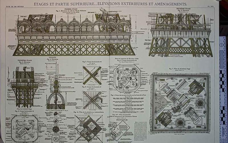 Eiffel plano