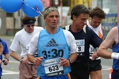 PLÁN: Zaběhněte jarní maraton za 3:30