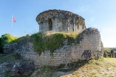 00145 Ancien château fort d'Ivry-la-Bataille - Photo of Berchères-sur-Vesgre