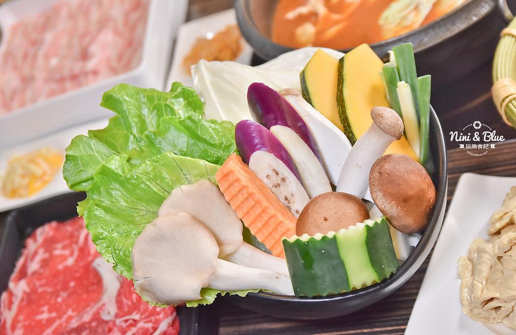 台中壽喜燒 吃到飽 北澤 和牛 公益路11