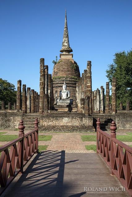 Sukhothai - Wat Sa Si