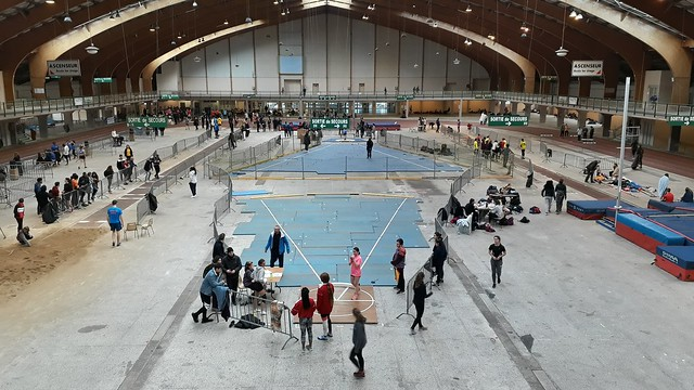Athlé indoor 191218 - Orléans