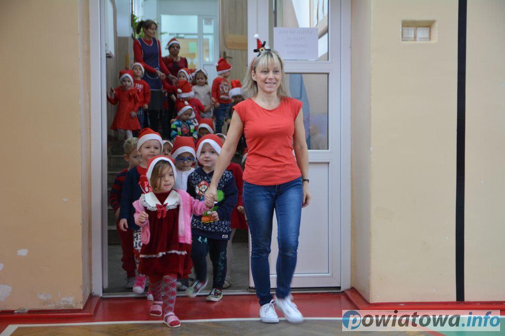 Mikołaj w Przedszkolu nr 2