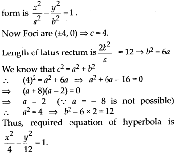 NCERT Solutions for Class 11 Maths Chapter 11 Conic Sections 50