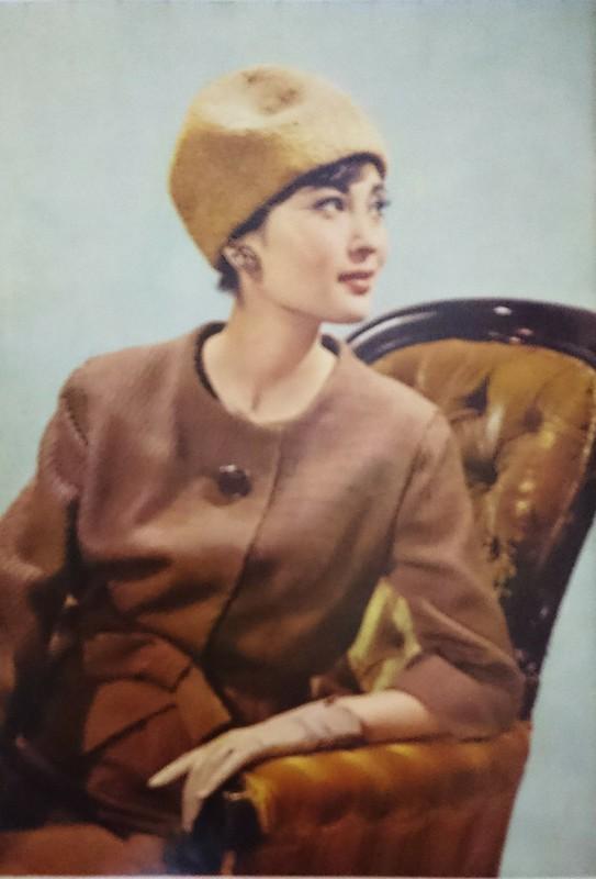 「私のきもの」1960年10月(第59輯)、3頁。