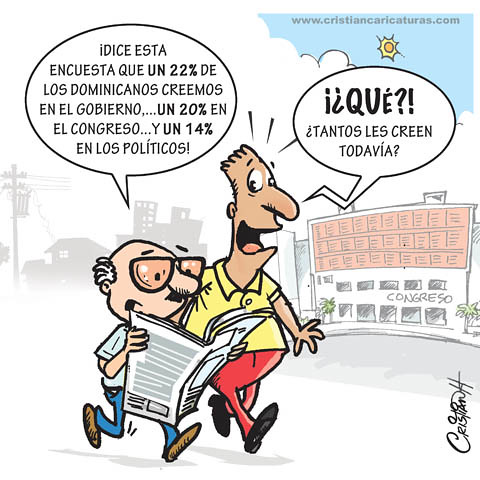 Caricatura credibilidad