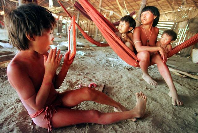 Indígenas estão desassistidos na Atenção Primária desde o fim do convênio Cuba-Opas-Brasil, responsável pelo Mais Médicos - Créditos: Foto: Pool/AFP