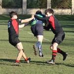 U16 v Boroughmuir (Away) Nov 2018
