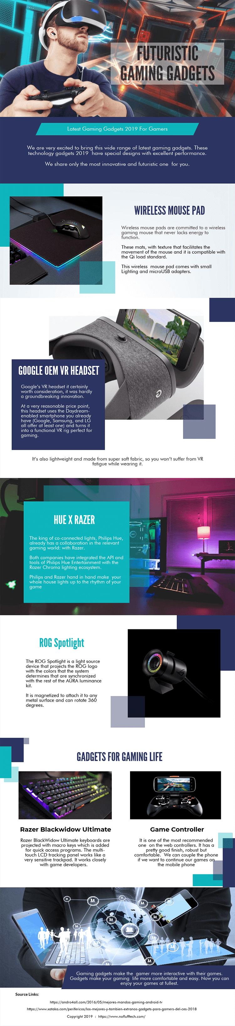 Gaming Gadgets 2019