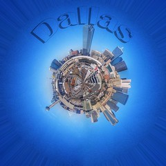Dallas polar pano