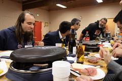 Raclette Party ! - Photo of Faucoucourt
