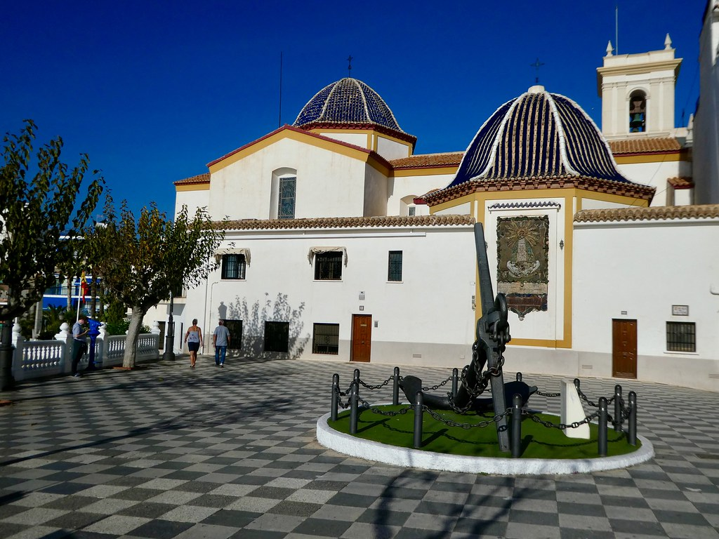 The church of San Jaime and Santa Ana, Benidorm