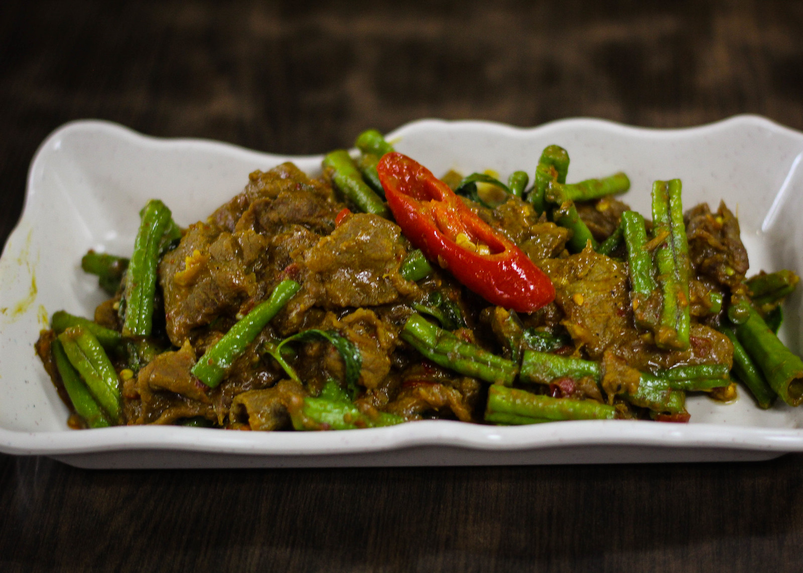 迪欧舌头泰国牛肉
