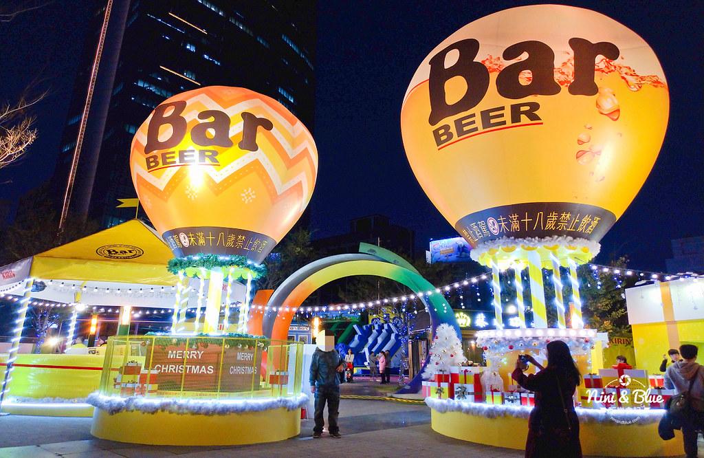 直擊全員發願升空Bar.草悟廣場16