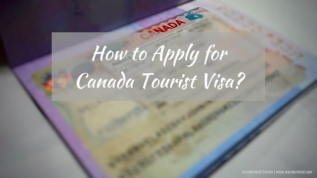 How to Apply for a Canada Tourist Visa in the Philippines