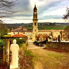 Verdelais. Gironde. France
