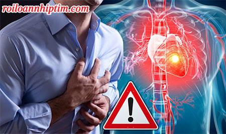 Rối loạn nhịp tim có nguy hiểm không là mối quan tâm của hết hết người bệnh
