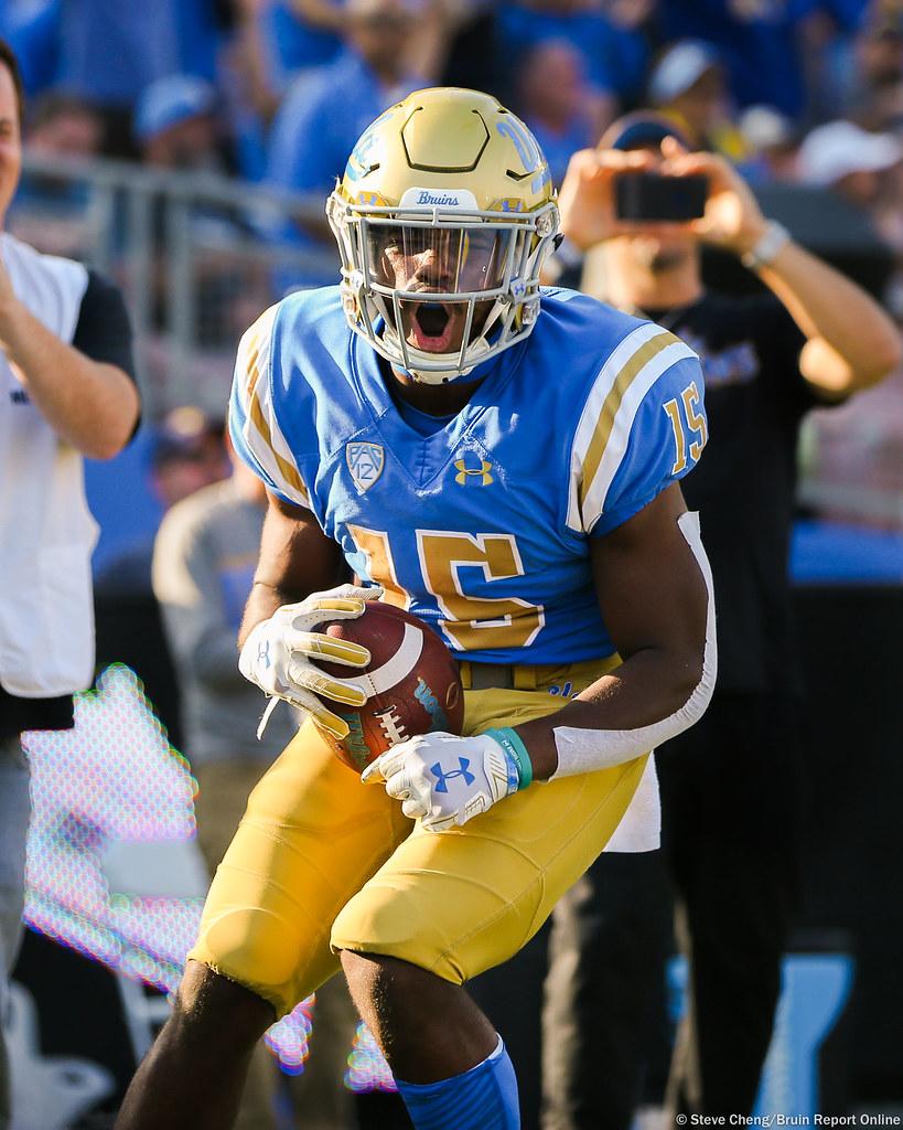 watch 71504 09d58 NCAA Football: Stanford at UCLA Football, November 24, 201 ...