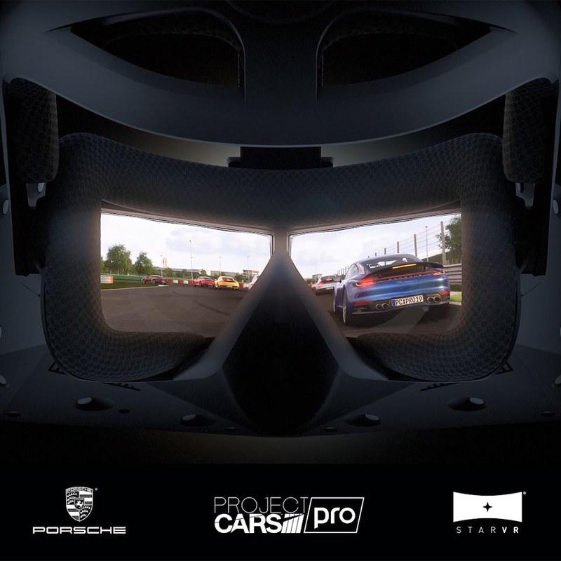 Project Cars Pro StarVR