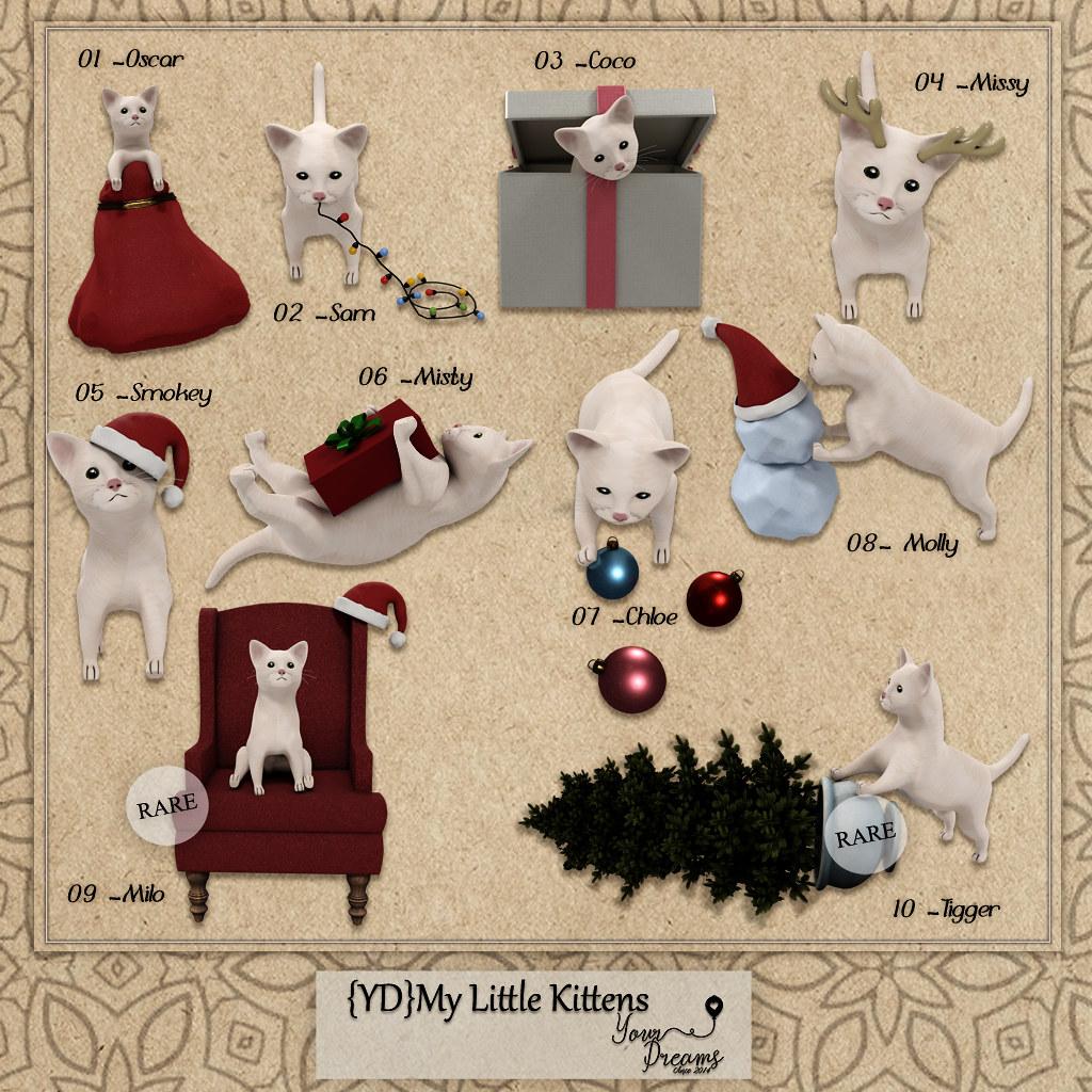 {YD} My Little Kittens - TeleportHub.com Live!