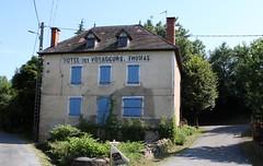 Ancien hôtel à Ruyeres