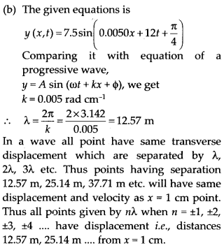 NCERT Solutions for Class 11 Physics Chapter 15 Waves 27