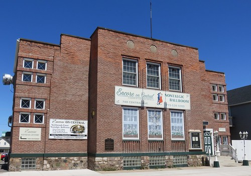 Old Florence, Wisconsin Town Hall