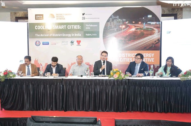 ISA Participate at Cooling Smart Cities, Rajkot leads the way on 07th February, 2019