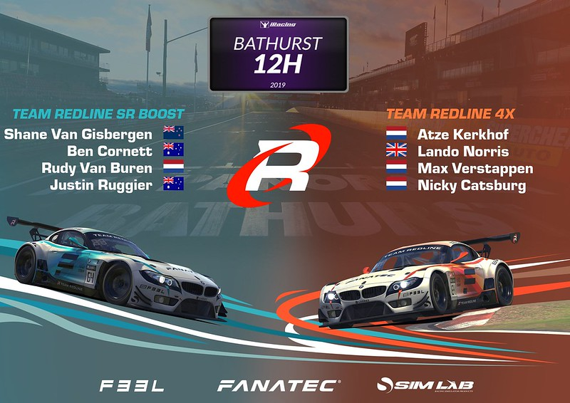 Team Redline Bathurst
