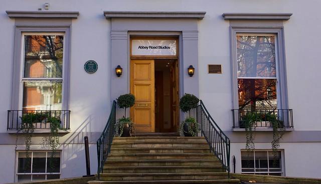 Abbey Road Studios, Sony ILCE-7M3, Sony FE 35mm F2.8 ZA