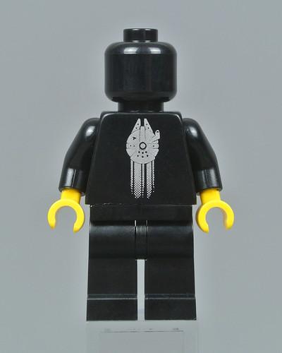 5005747 Black Card Display Stand
