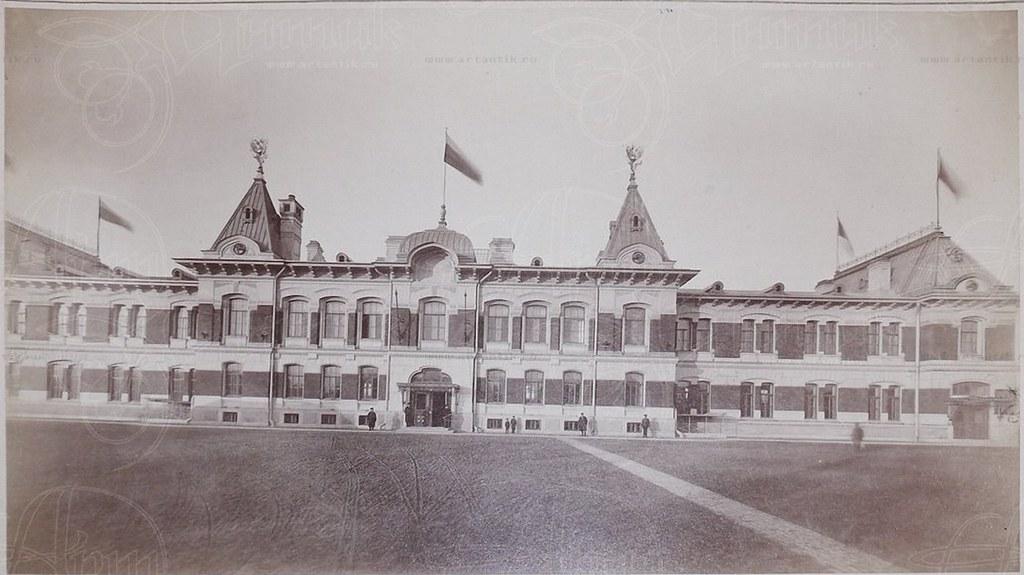 1895. С.Петербург. Ипподром и Беговая беседка (2)