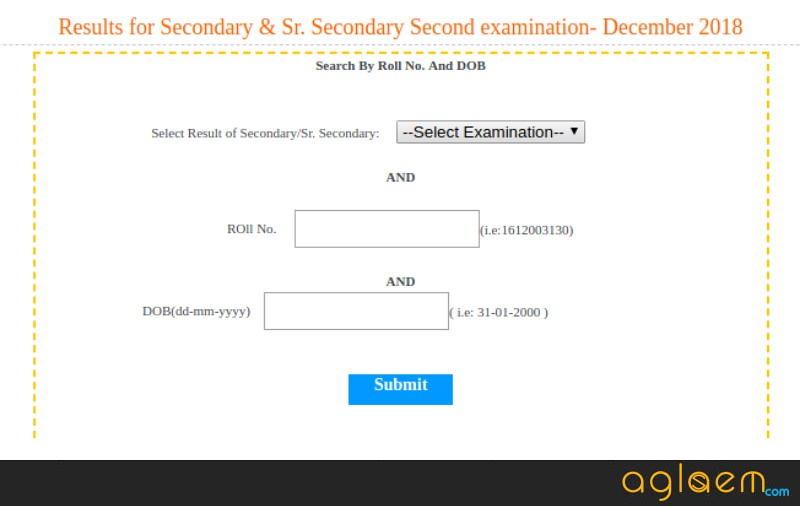 BBOSE 12th Result 2018