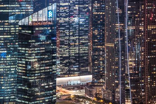 Singapore - financial symbiosis
