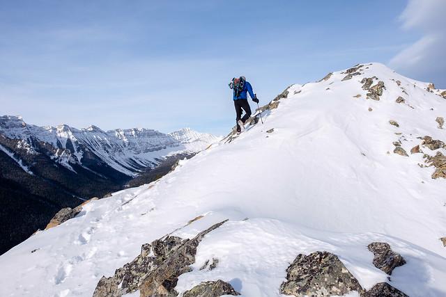 Snowshoeing - Little Lawson - Jan 2019-5