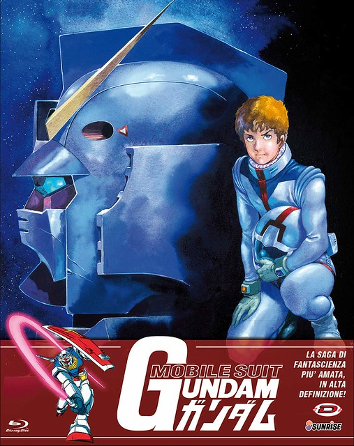 Mobile Suit Gundam - The Complete Series